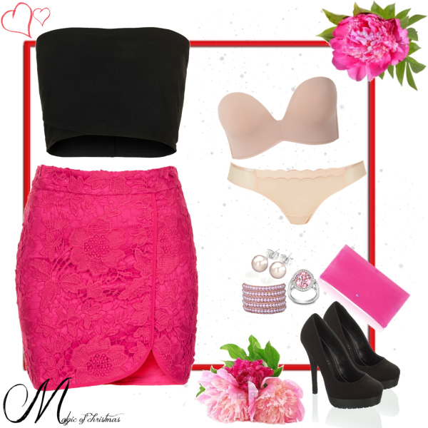 ..Pink&Black Magic..