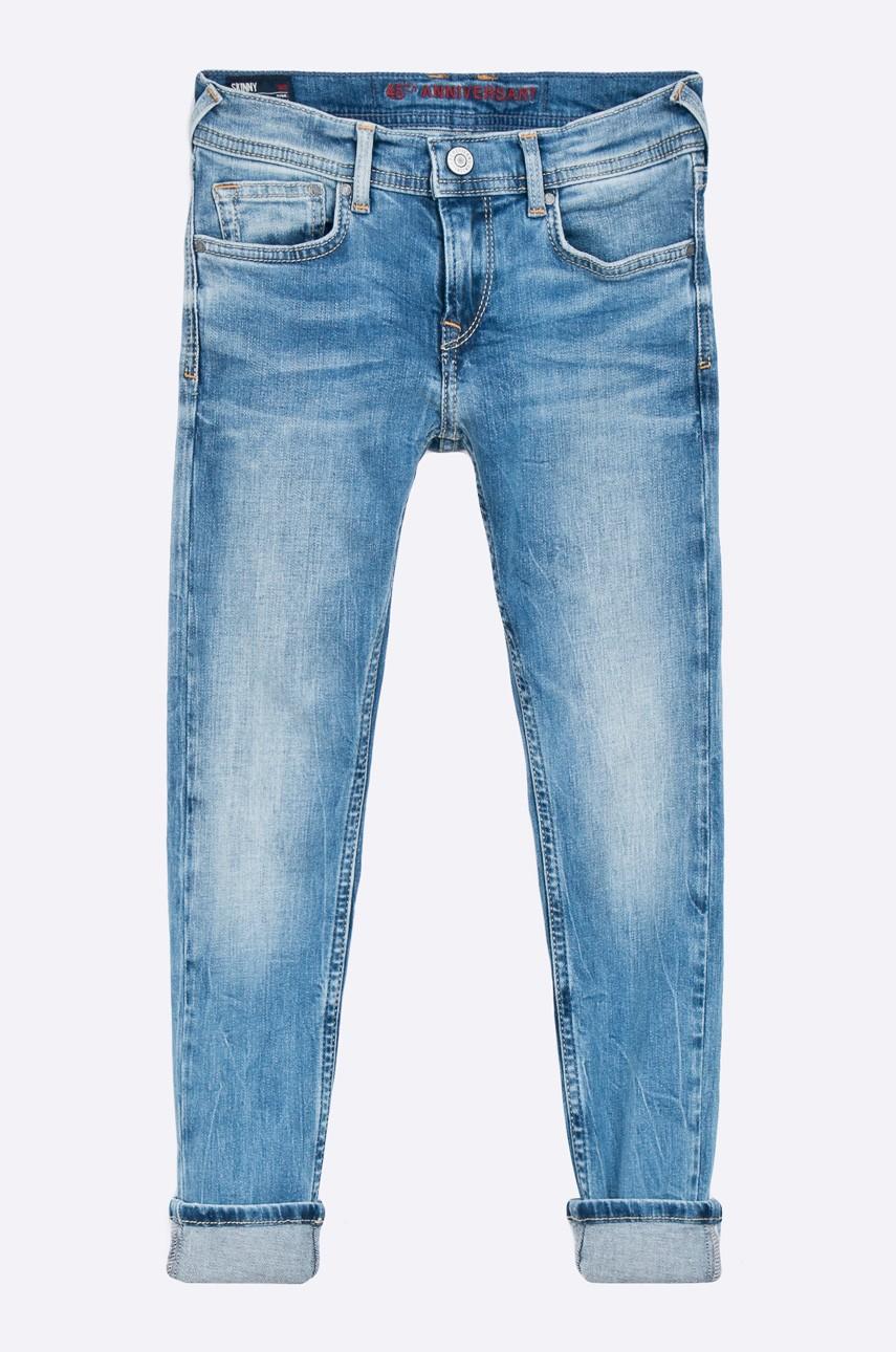 Pepe Jeans - Dětské džíny 122-176. - Glami.cz fcd25baef2