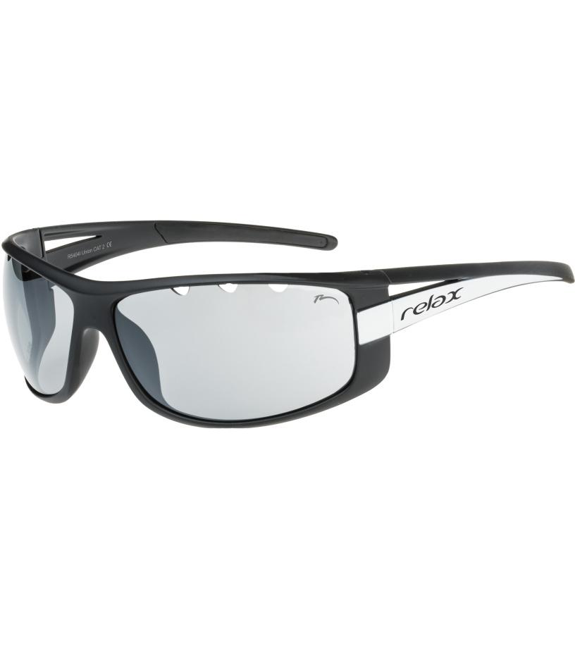 0d0eb4899 RELAX Union Športové slnečné okuliare R5404I čierna - Glami.sk