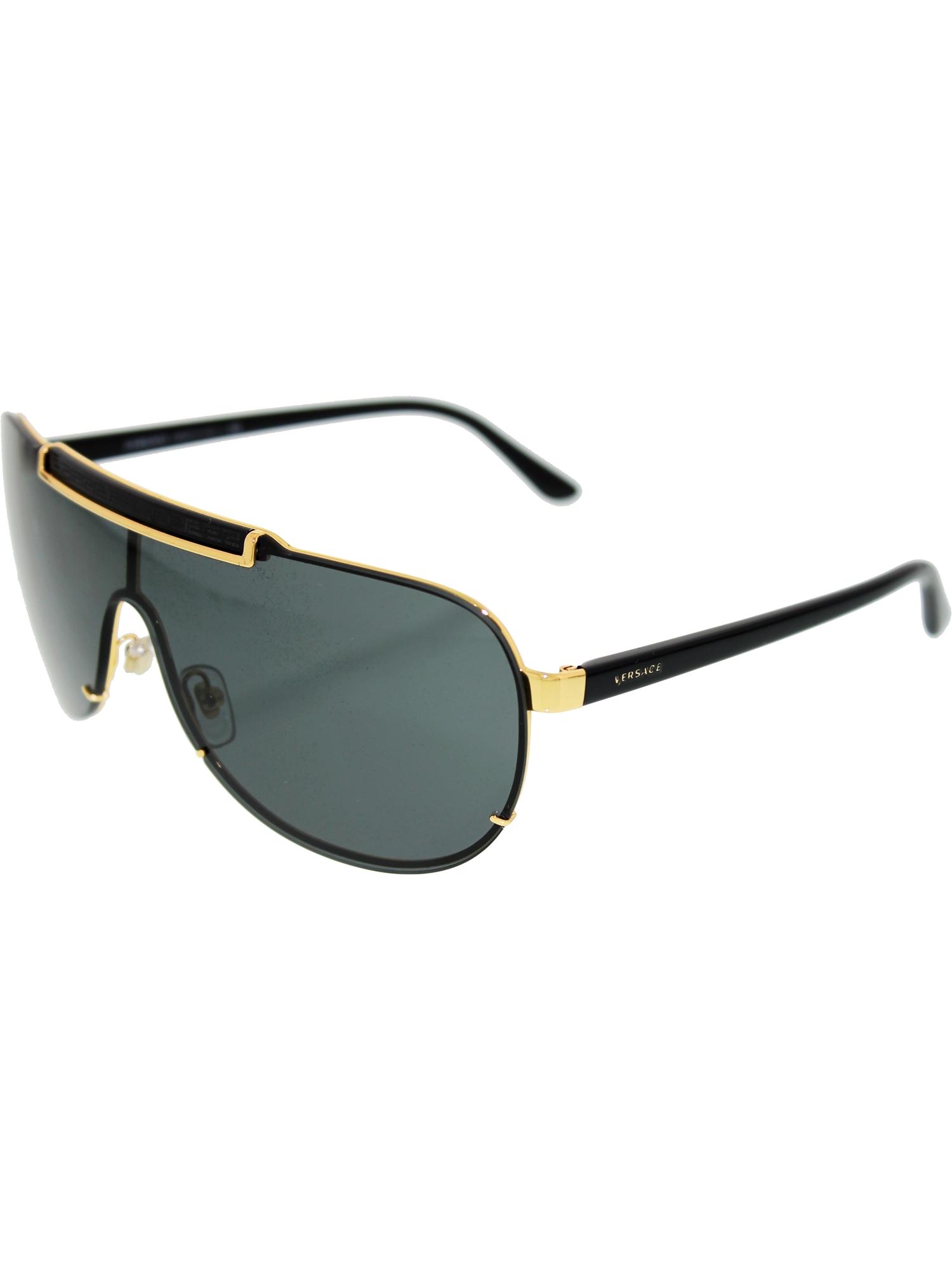 Versace Férfi Napszemüveg VE2140-100287-40 Gold Aviator - Glami.hu 7b4a630873