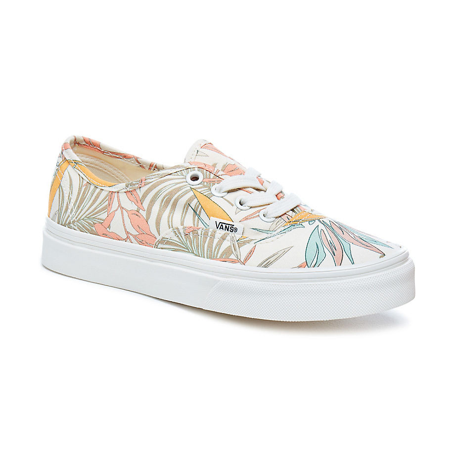 Vans Authentic california floral marshmallow - Glami.cz 10b384fca5