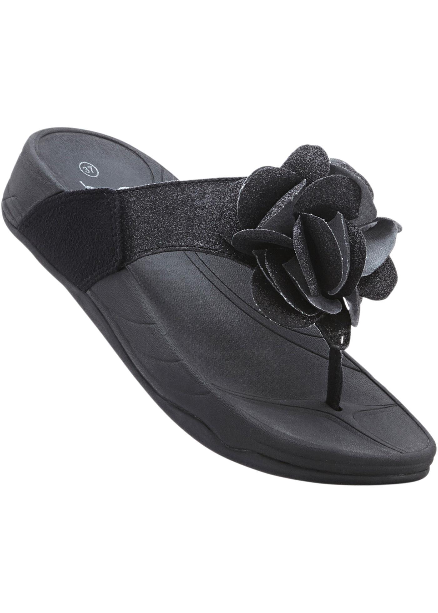 bonprix Pantofle s přepážkou na palec - Glami.cz 1498fc6def