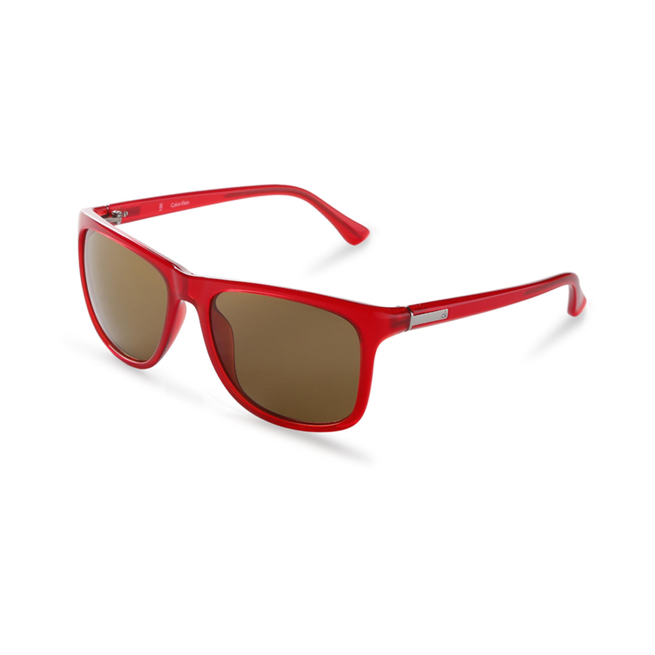 Sluneční brýle Calvin Klein - Glami.cz 6a7de60a2f