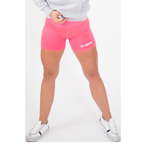 Dámské fitness šortky Fly-By Pink - GymBeam - Glami.cz fa125b1e1c