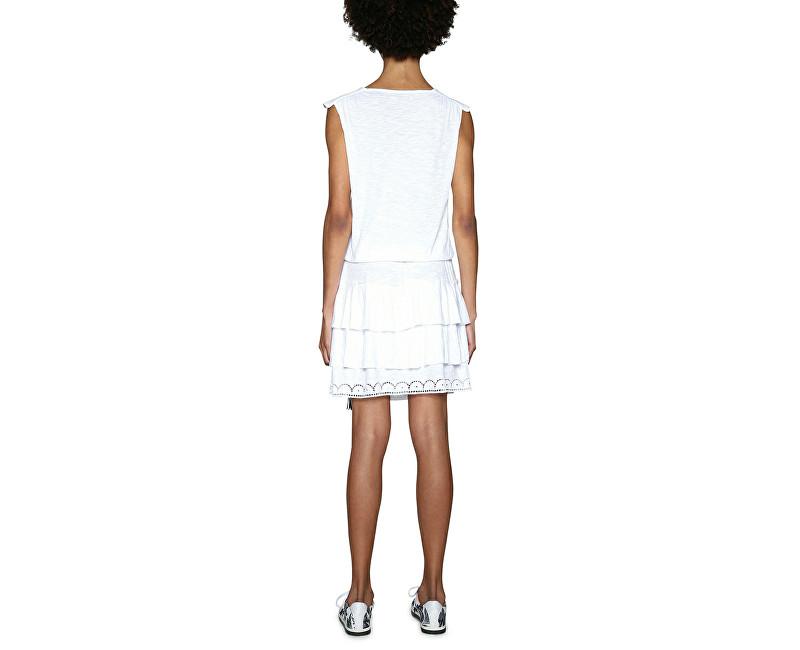 ... Dámske šaty Vest Castoro 18SWVK45 1000. -8%. Desigual ... 1199821b7a9
