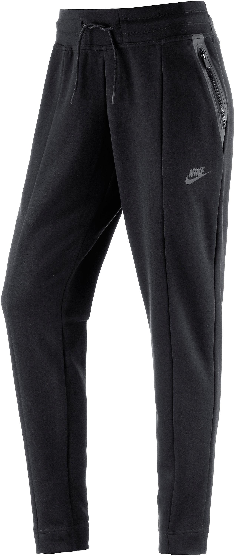 Nike Sportswear Kalhoty  Tech Fleece Knit  černá. Nike Sportswear Kalhoty   Tech Fleece Knit  černá  Nike Sportswear Kalhoty  Tech Fleece Knit  černá 10020db49e