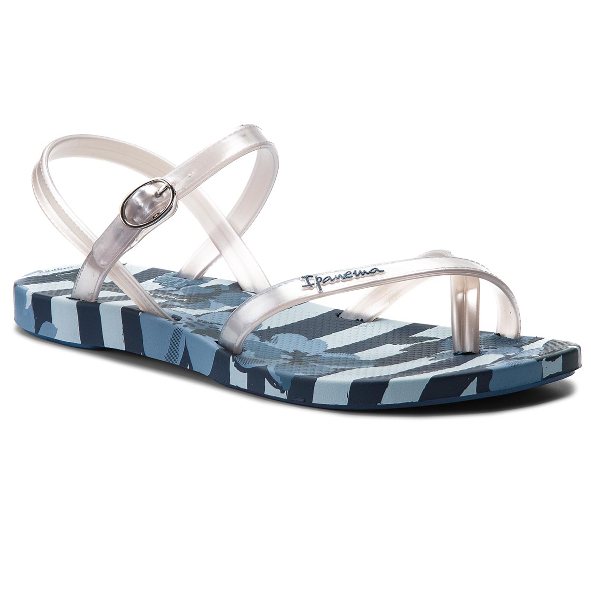 e12f050a3 Sandále IPANEMA - Fashion Sand. V Fem 82291 Blue/Silver 21345 - Glami.sk
