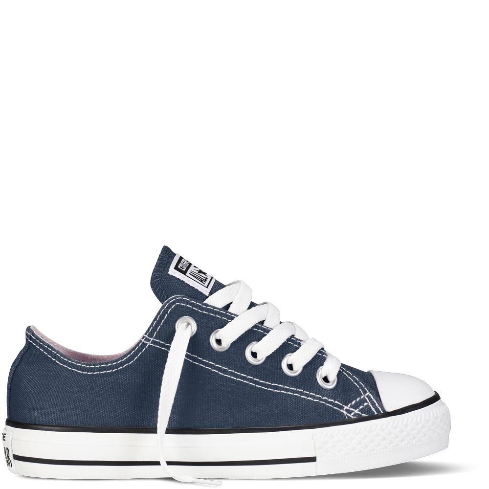 abc35f2580b Converse modré dětské tenisky Chuck Taylor All Star - 25 - Glami.cz