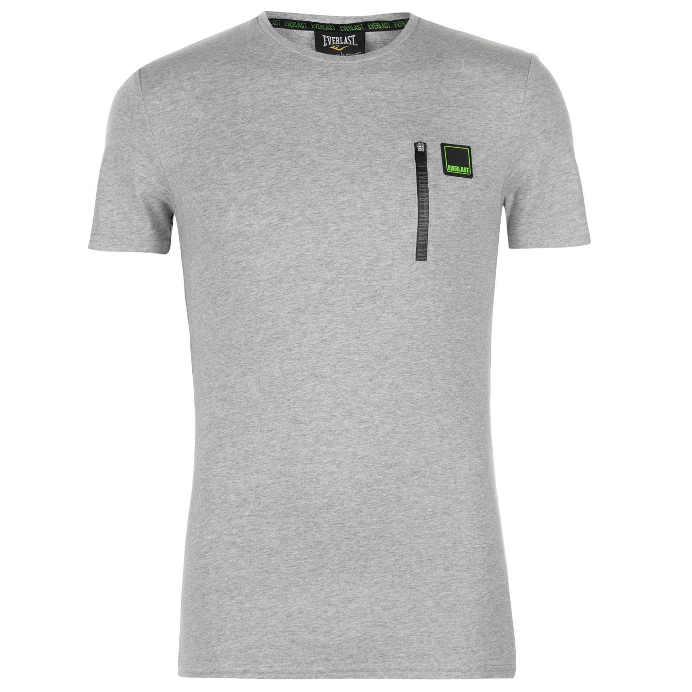 60c0708fca0b Tričko s krátkým rukávem Everlast Premium T Shirt Mens - Glami.cz