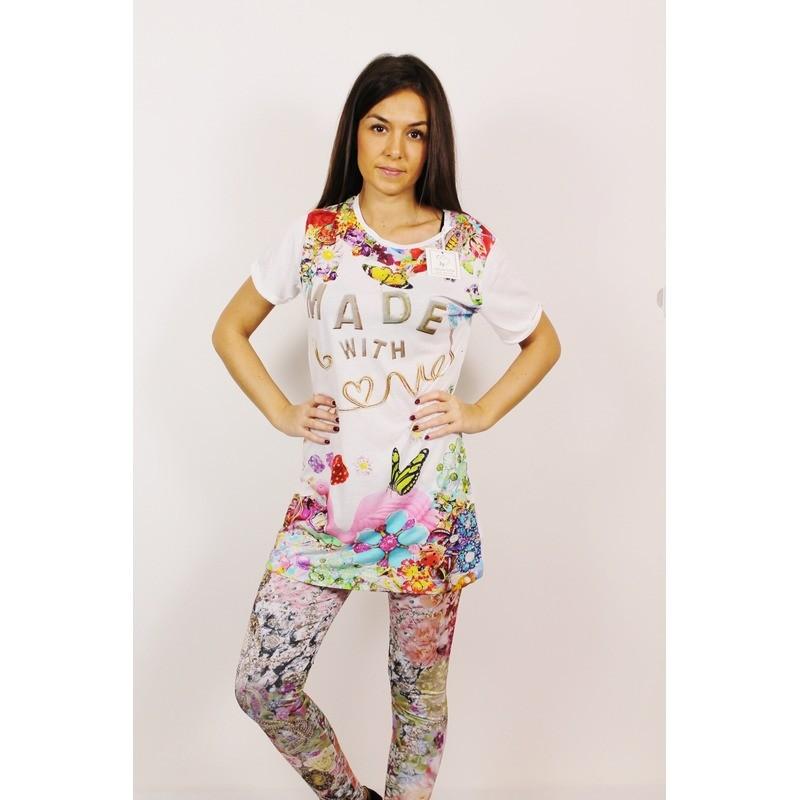 Maison Espin Hanao Dámske tričko MW15S03TG - Glami.sk 936f9923e6d