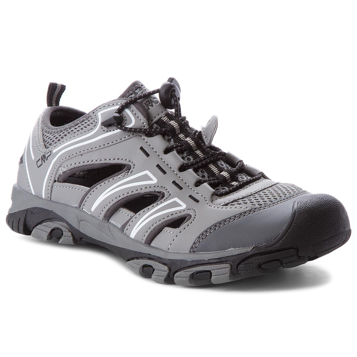 Sandály CMP - Aquarii Hiking Sandal 3Q95477 Grey U739 - Glami.cz 1187bda17f