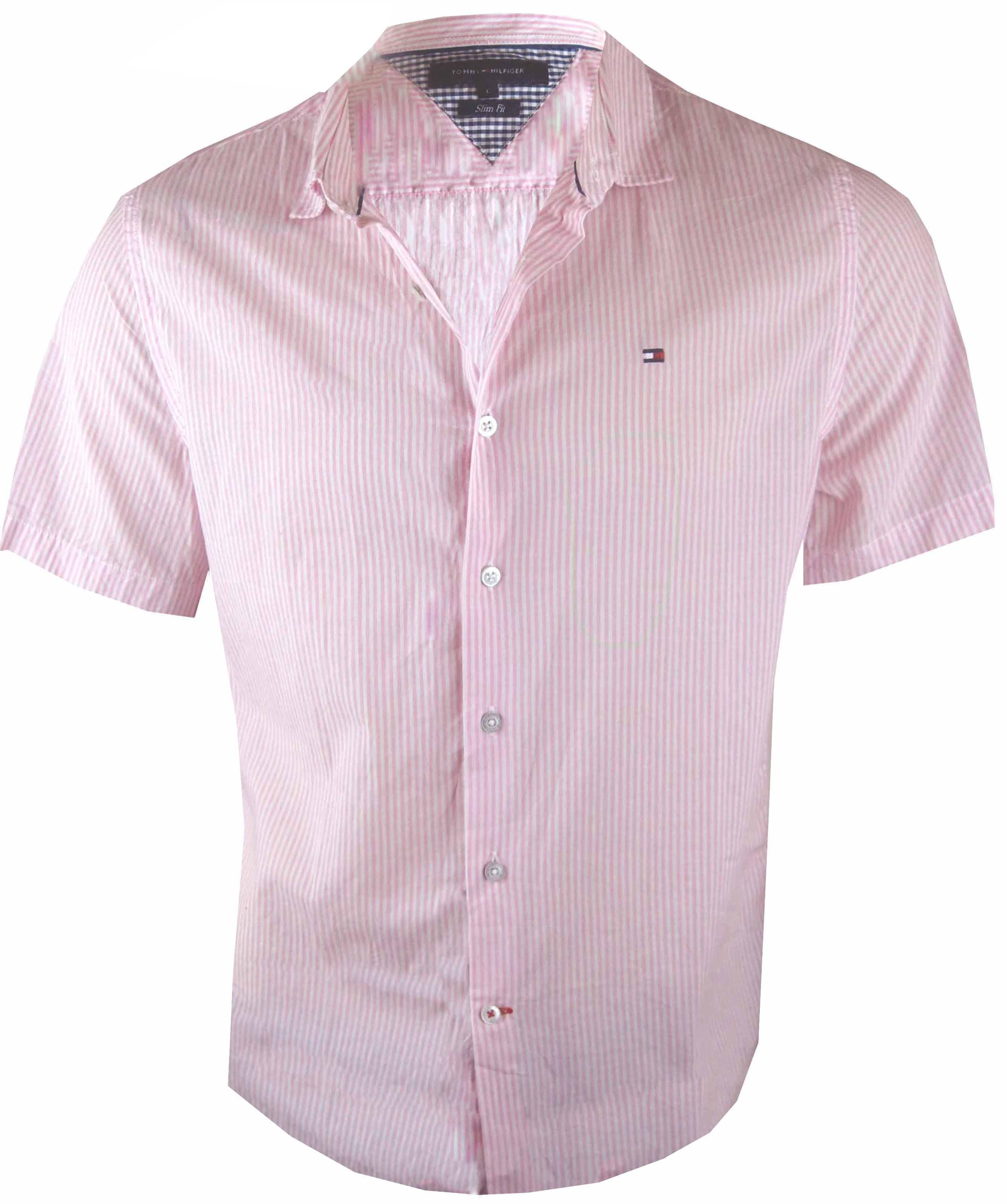 Tommy Hilfiger Pánská košile Tommy Hilfiiger 9380 - Glami.cz 0cffb1bfb2