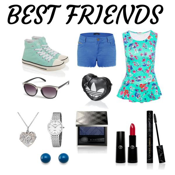 nejlepší přátelé