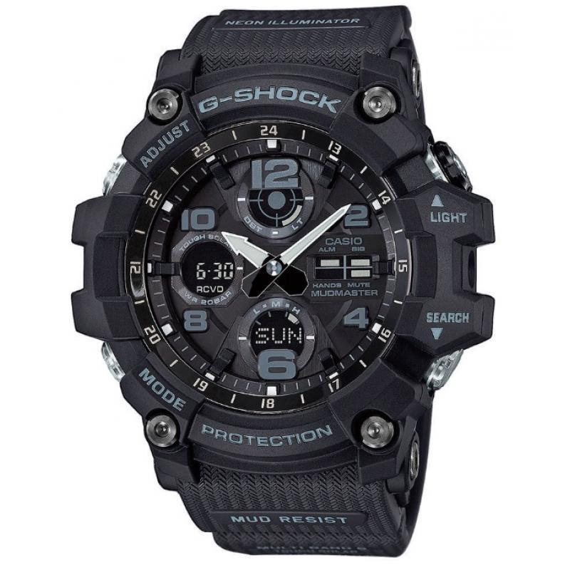 Pánské hodinky CASIO G-SHOCK GWG-100-1A - Glami.cz 60dea7da1e