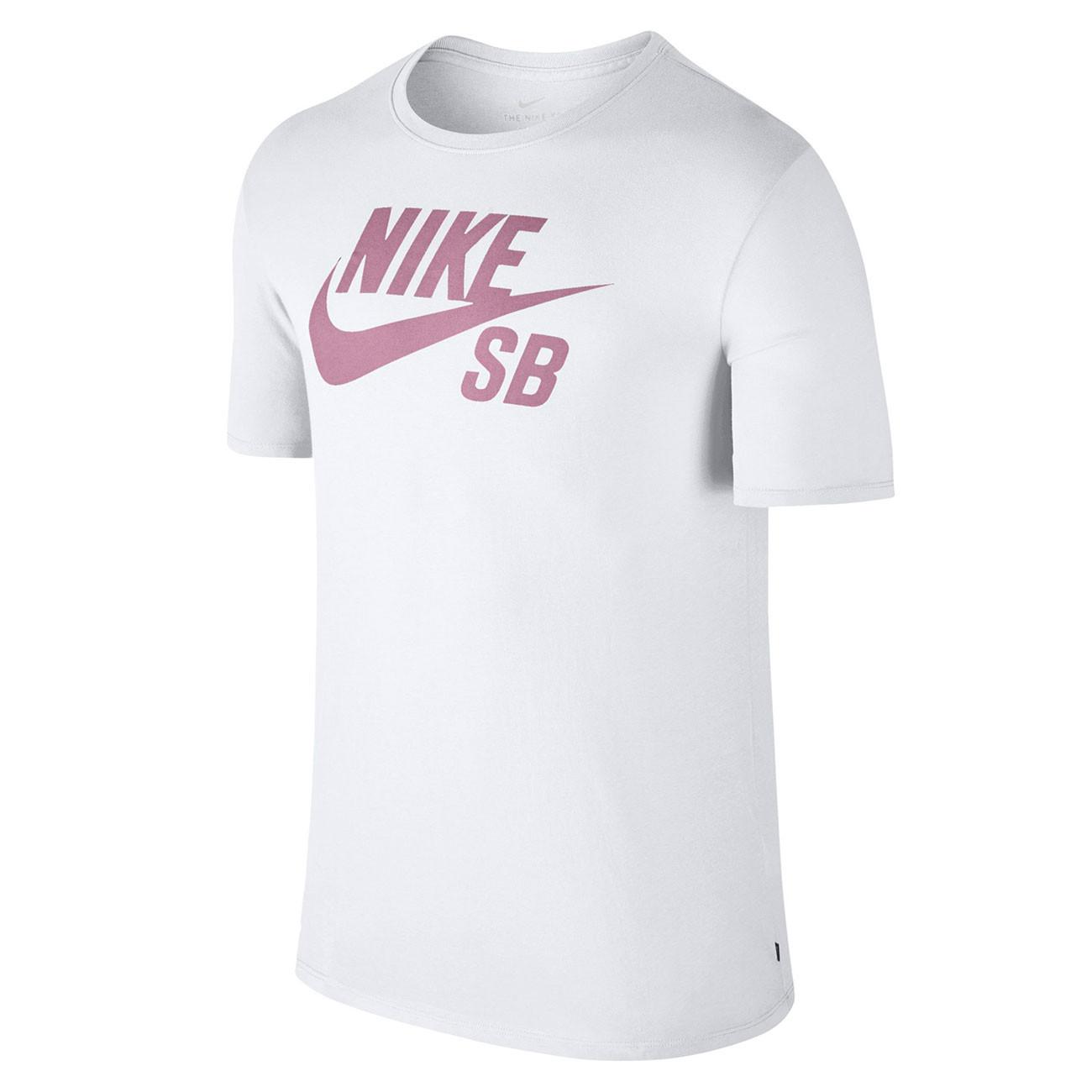 Nike SB Logo white elemental pink - Glami.cz 6c26d45f3d
