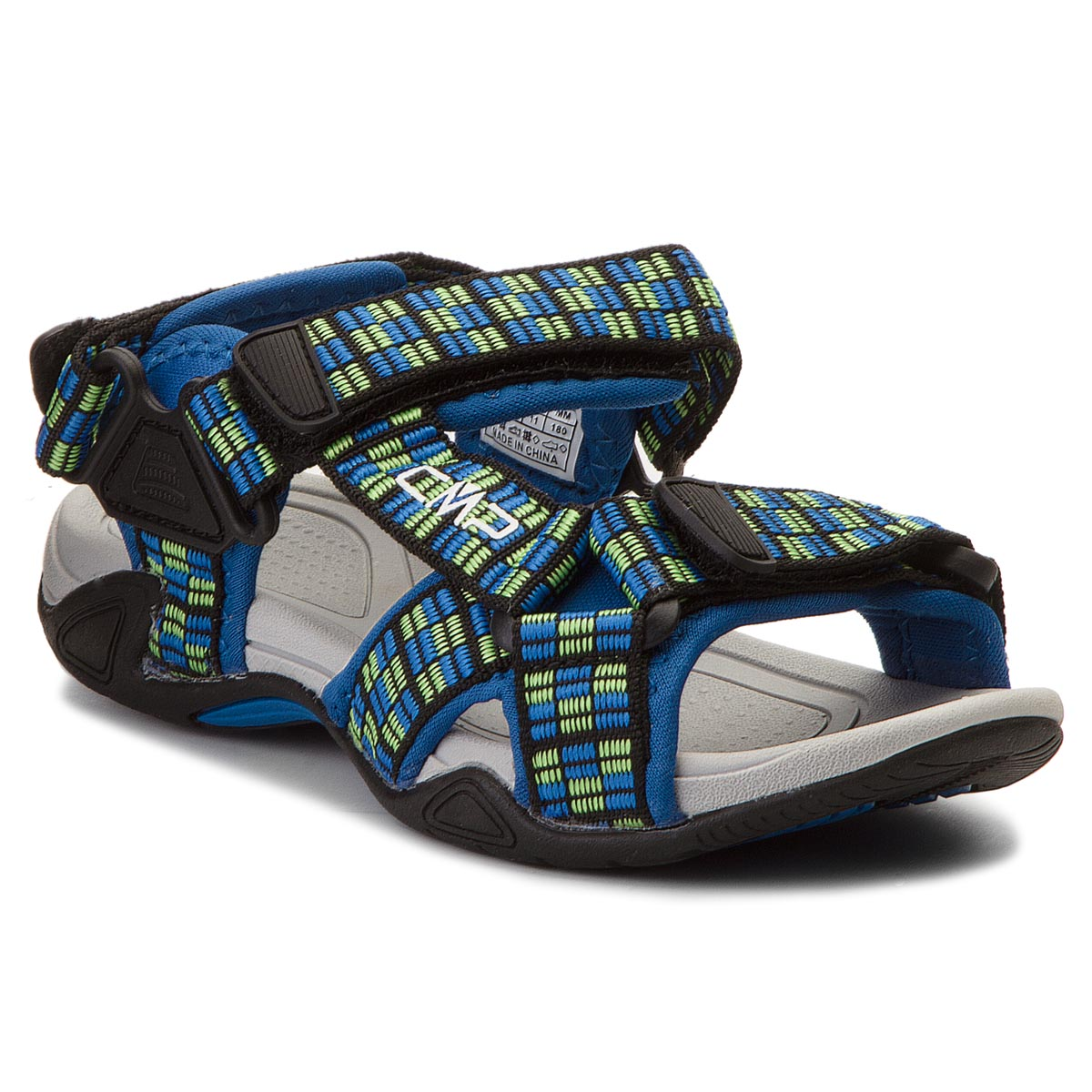 Sandály CMP - Kids Hamal Hiking Sandal 38Q9954 Zaffiro M974 - Glami.cz 2a6a1eec29