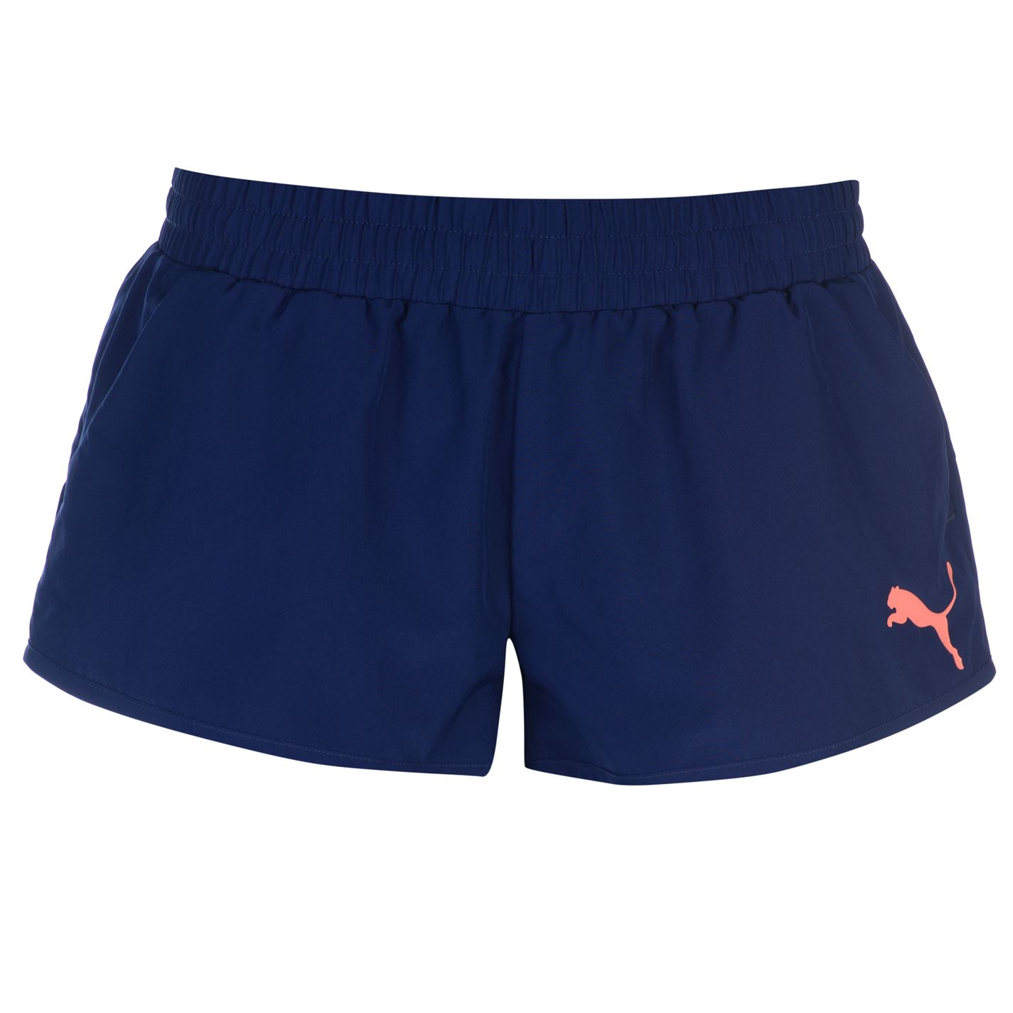 Puma Woven Shorts Ladies Blue Pink - Glami.sk c15c3210ef