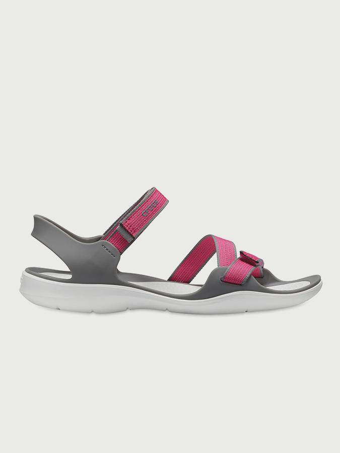 d3430ec2cc82 Sandály Crocs Women  s Swiftwater Webbing Sandal - Glami.cz