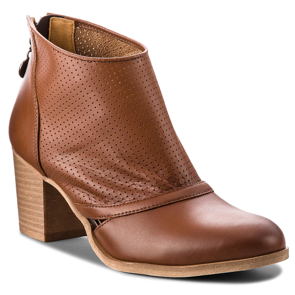 Členková obuv SERGIO BARDI - Casape SS127331218RB 604 - Glami.sk e04cb4a3ca4