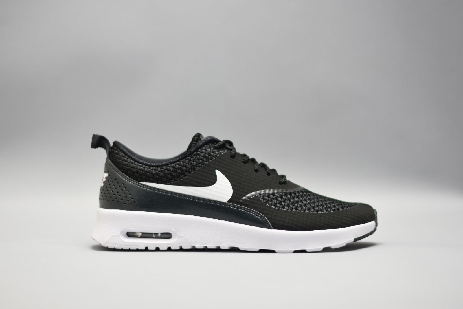 Dámské tenisky Nike WMNS AIR MAX THEA PRM BLACK WHITE-ANTHRACITE ... 97ab7f3f4ba