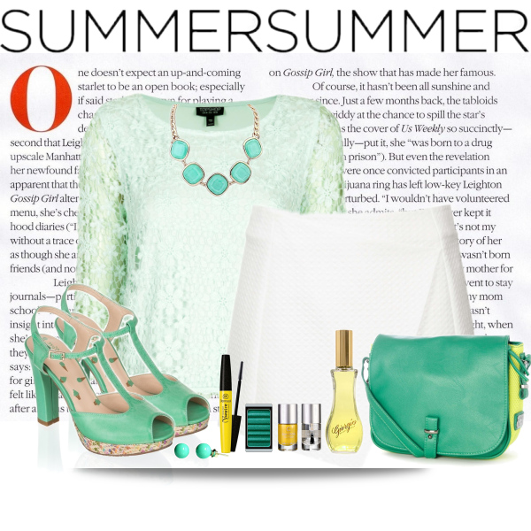mint summer