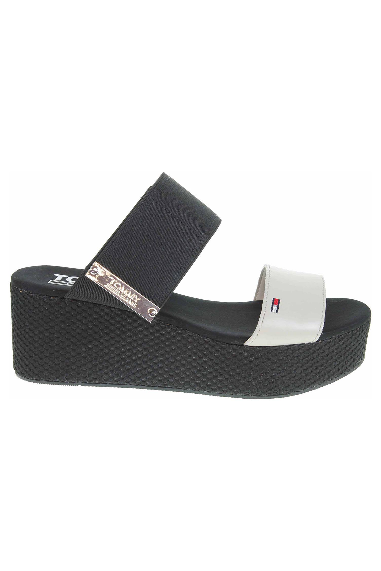 Tommy Hilfiger dámské pantofle EN0EN00217 156 off white EN0EN00217 156. 1 379ee8841d