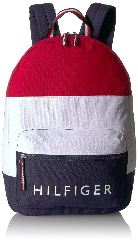 Batoh Tommy Hilfiger Colorblock Backpack - Glami.cz 33db01ddc5d