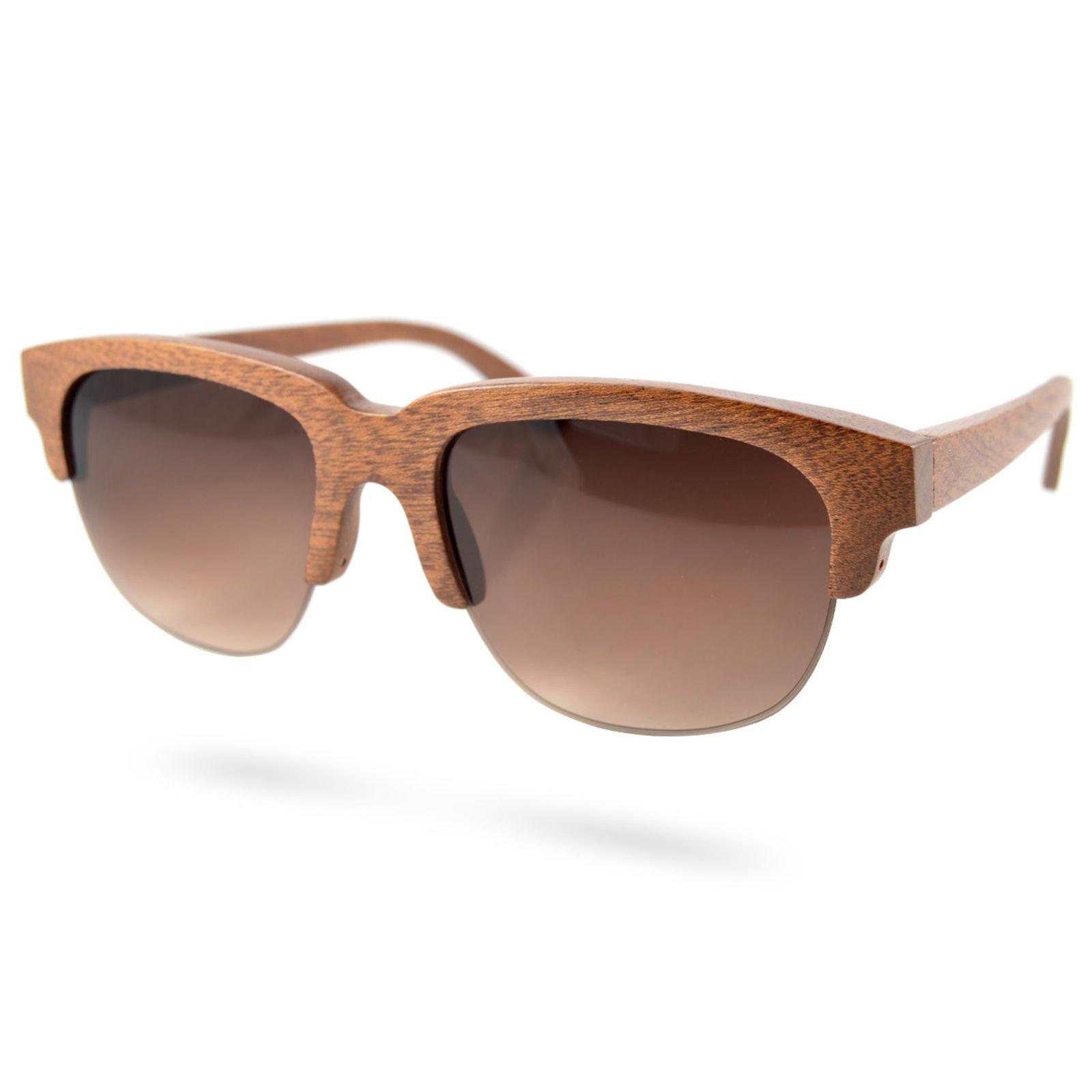 Paul Riley Drevené slnečné okuliare Lomin - Glami.sk 991ec453162