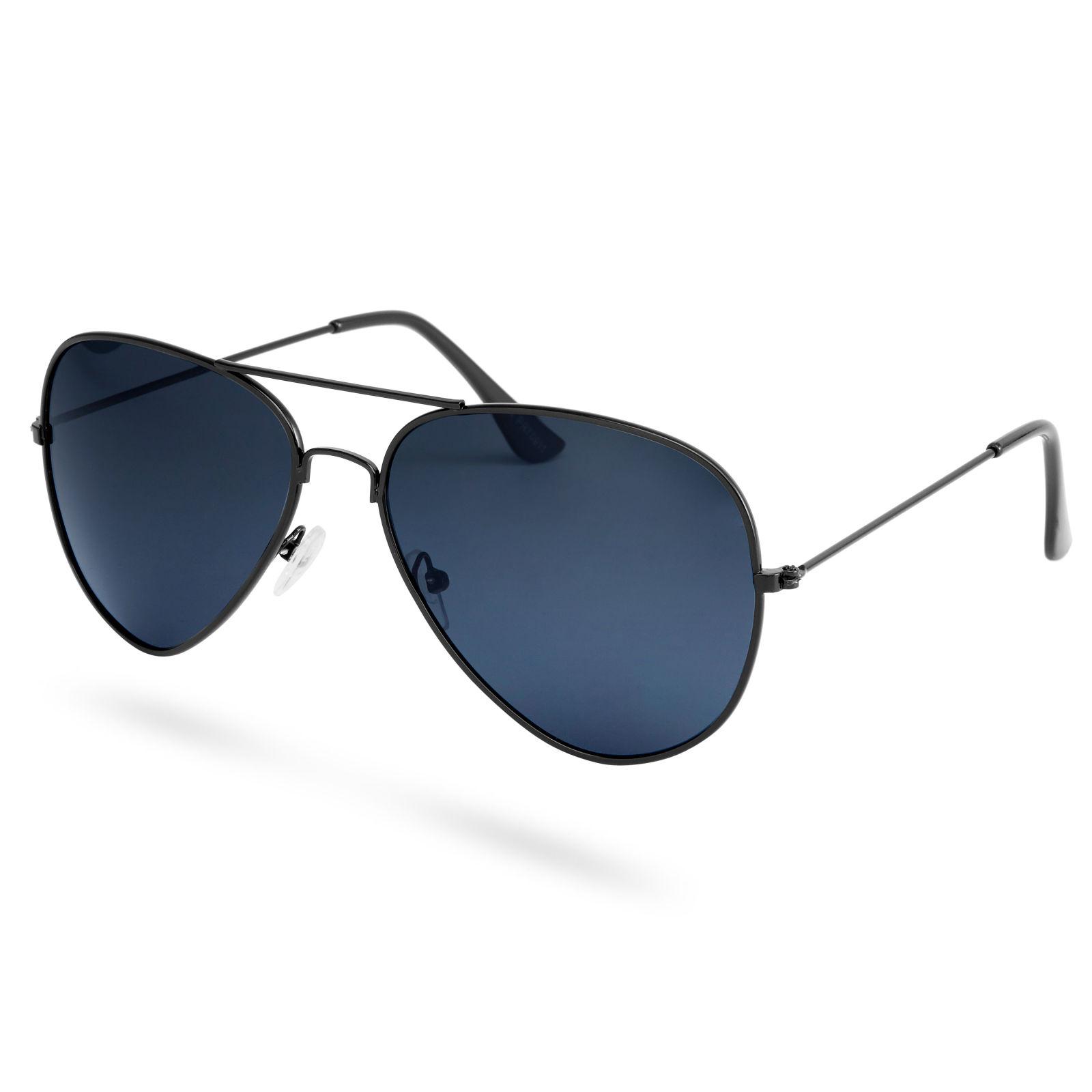 Paul Riley Fekete pilóta napszemüveg sötétített 4b30641252