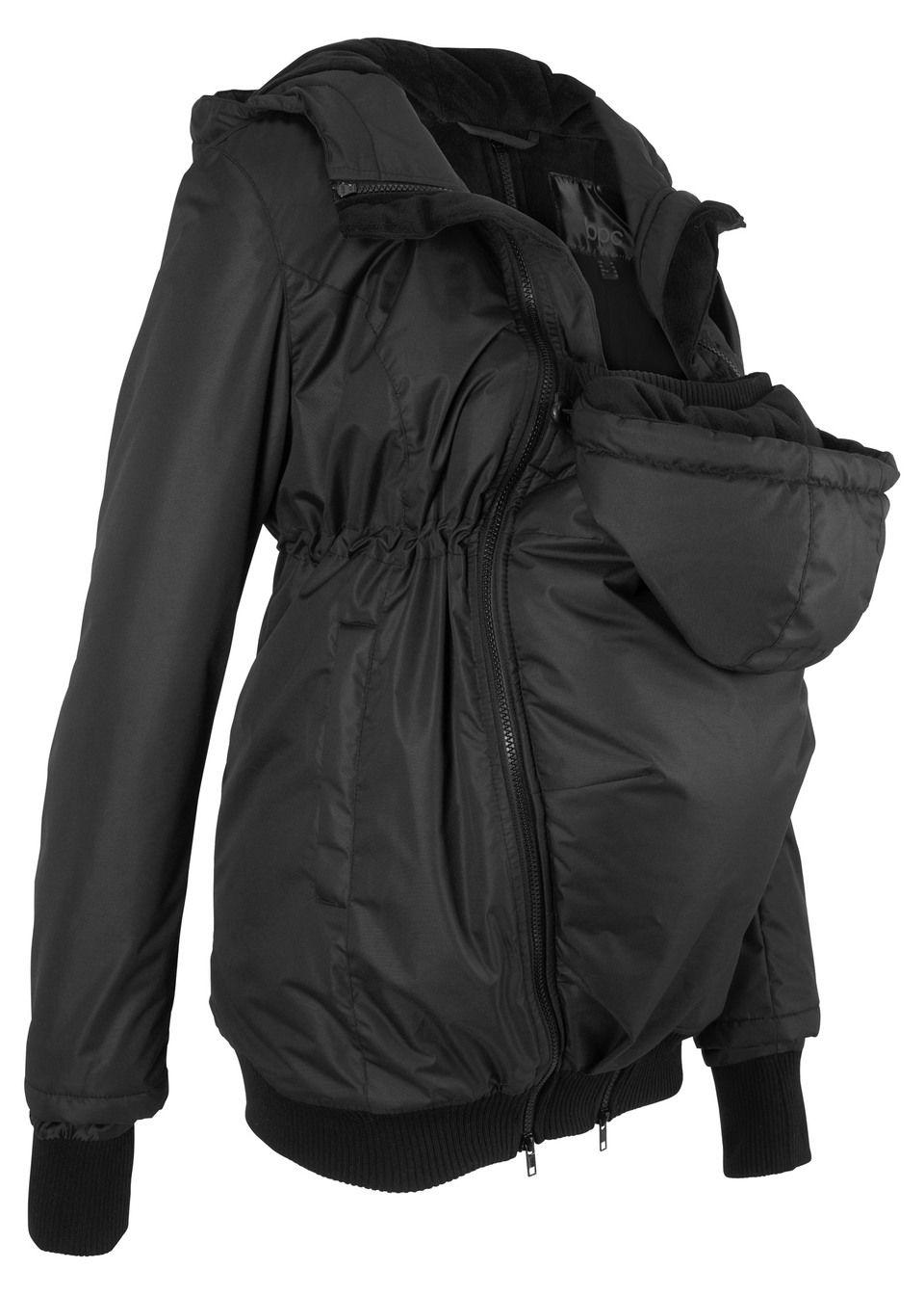 b36953e047 Bonprix Kismama téli kabát bélelt baba betéttel - Glami.hu