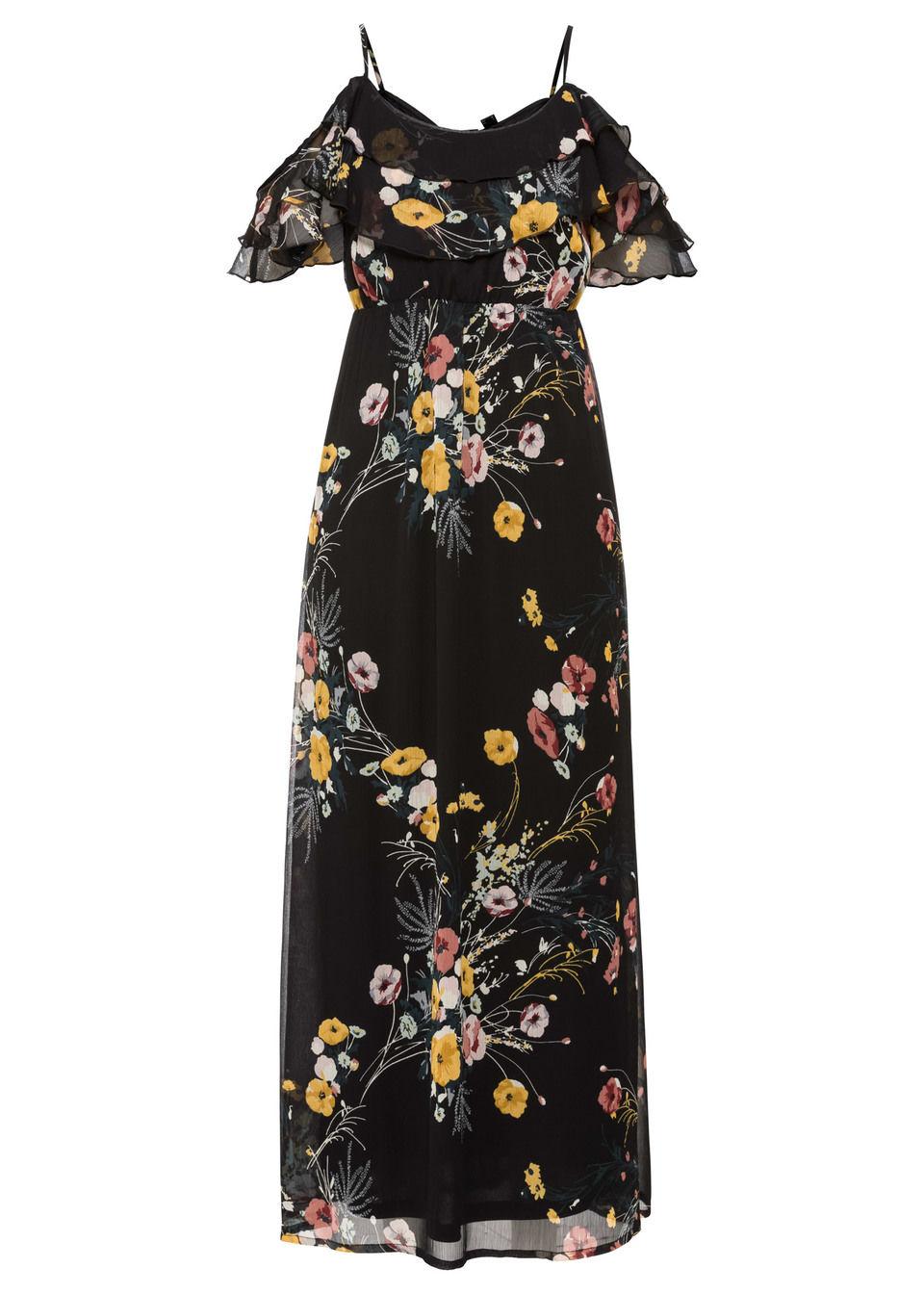 ... Bonprix Maxi šaty s kvetovanou potlačou. Nové Bonprix ... e0d6f3d4153