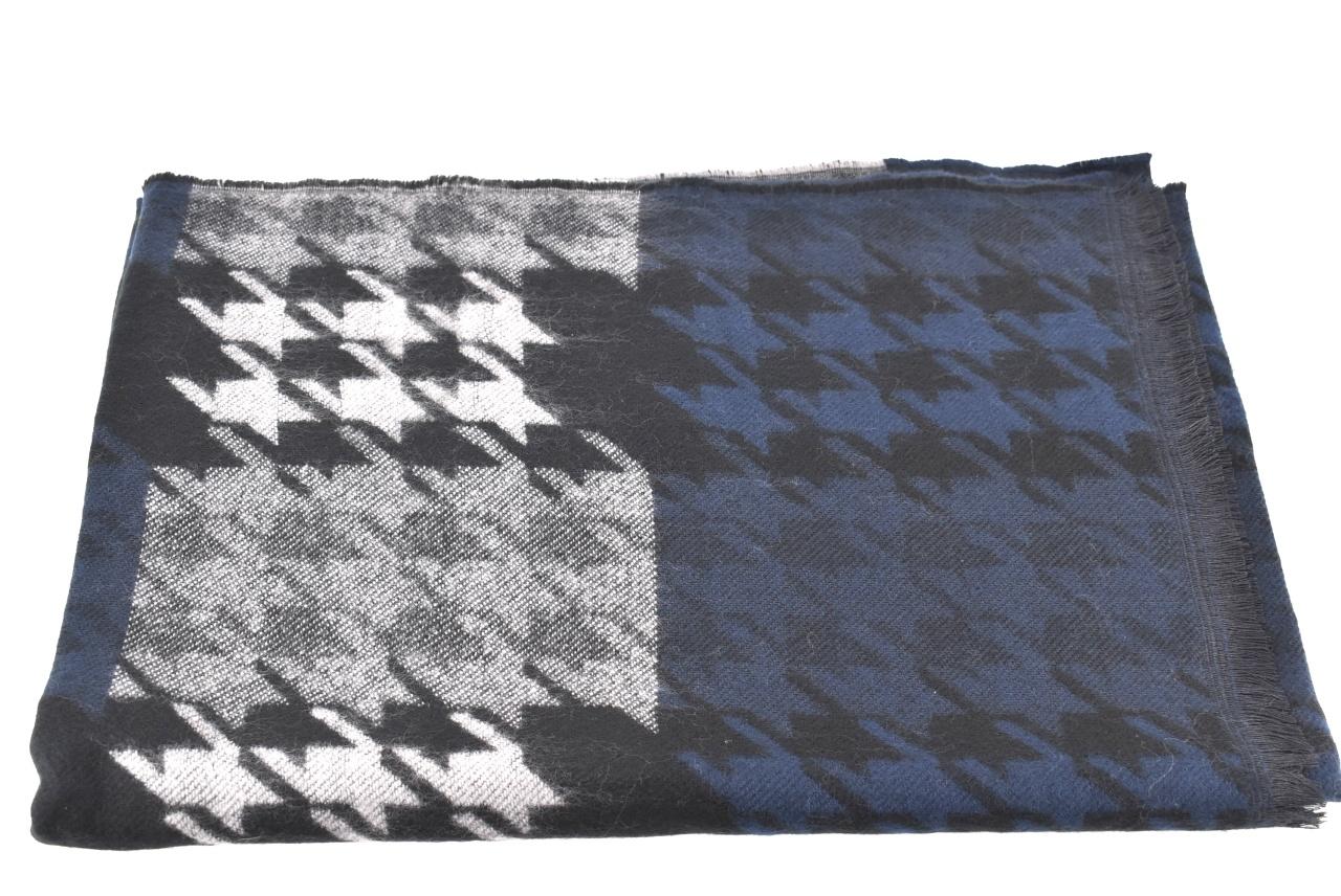 Dámská zimní šála Arteddy -modrá - Glami.cz 54a4fd88f1