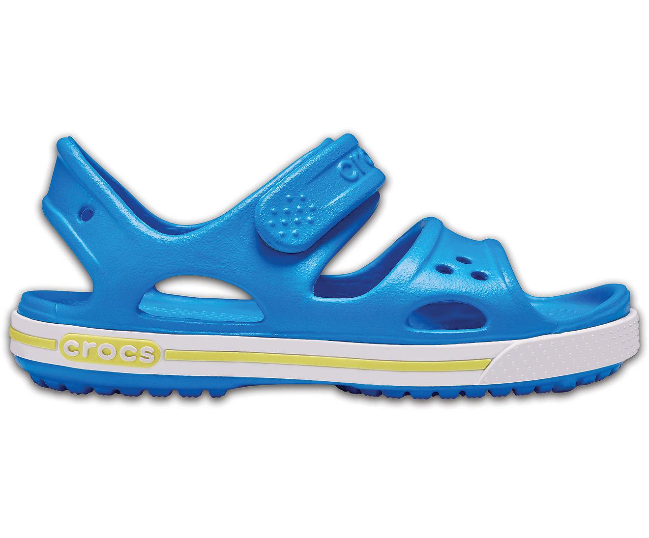 9778c1c4168 Crocs Crocband II Sandal 23-24 (C7)   Ocean Tennis Ball Green - Glami.cz