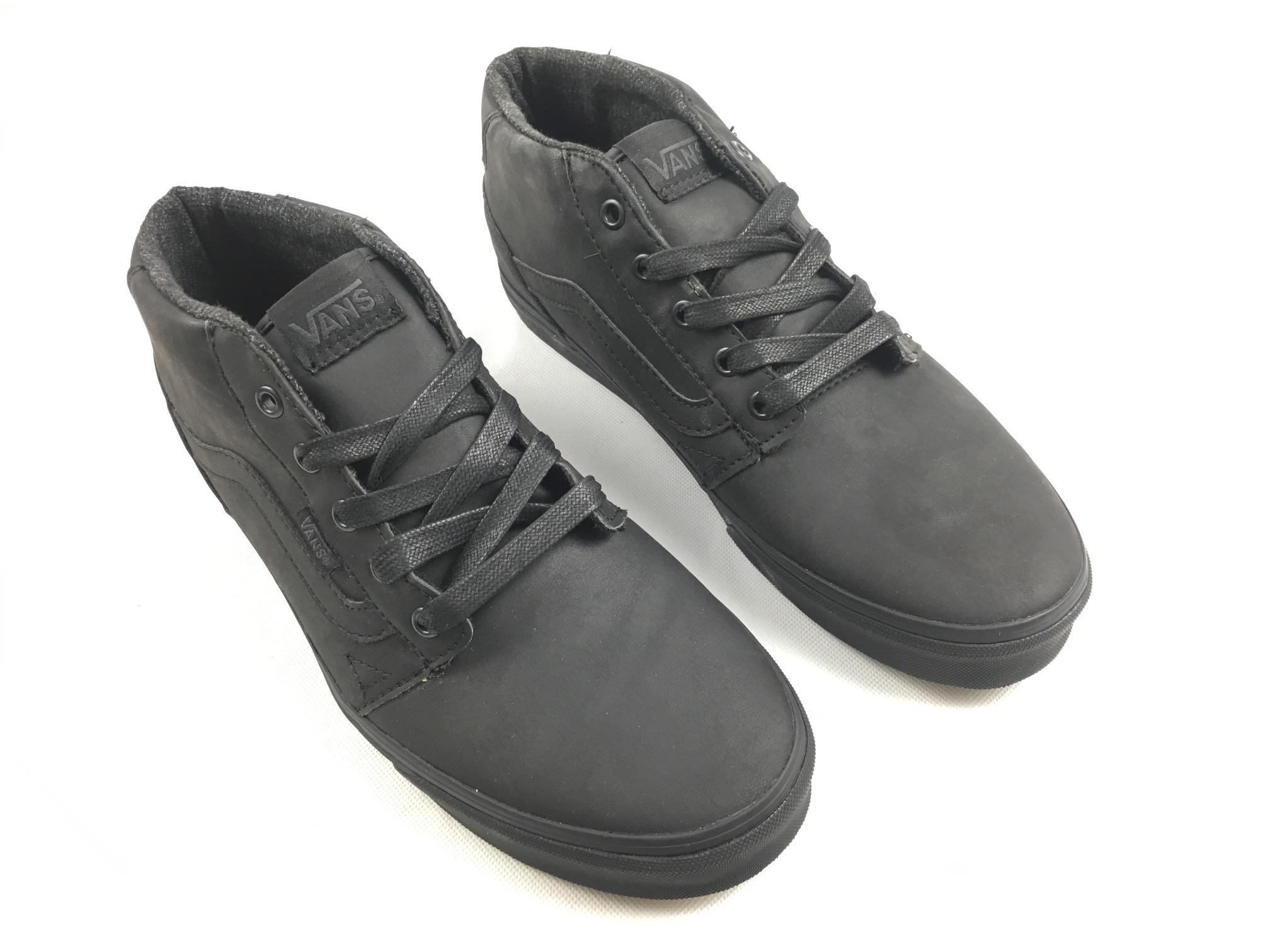 Pánské boty Vans Chapman Černé - Glami.sk 925f87766a