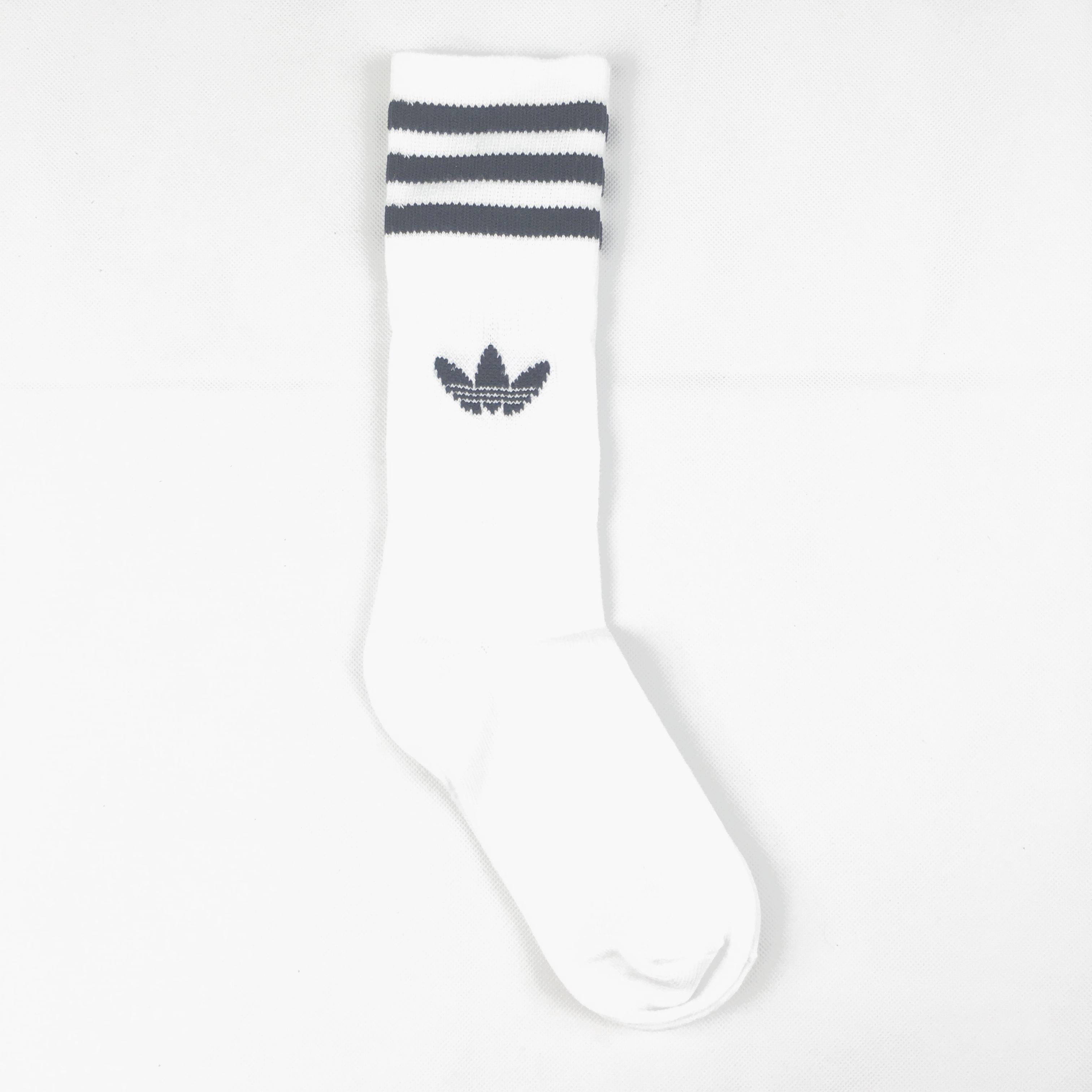 Ponožky adidas Originals Crew Bílé 39-42 - Glami.cz ef8870f0d4