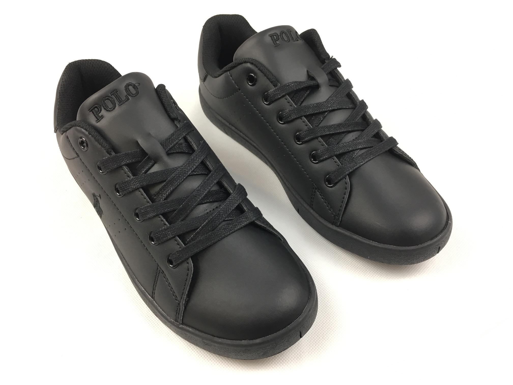 c55d6deba Dámské boty Ralph Lauren Bilton Černé - Glami.sk