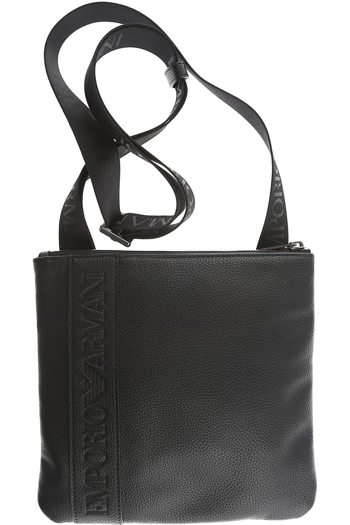 758a87feb6 Emporio Armani Messenger taška přes rameno pro muže Ve výprodeji ...