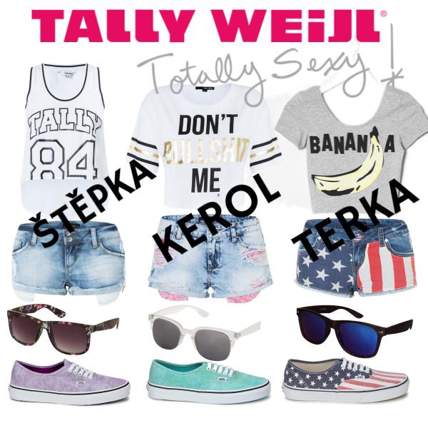 I love Tally Weil