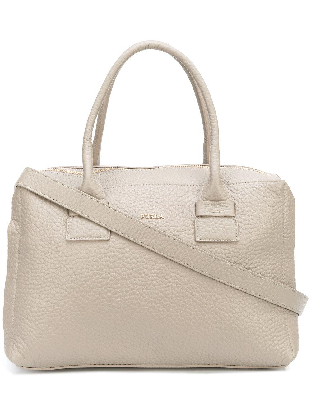 Furla Capriccio tote bag - Neutrals - Glami.sk 3a4fdbd859e
