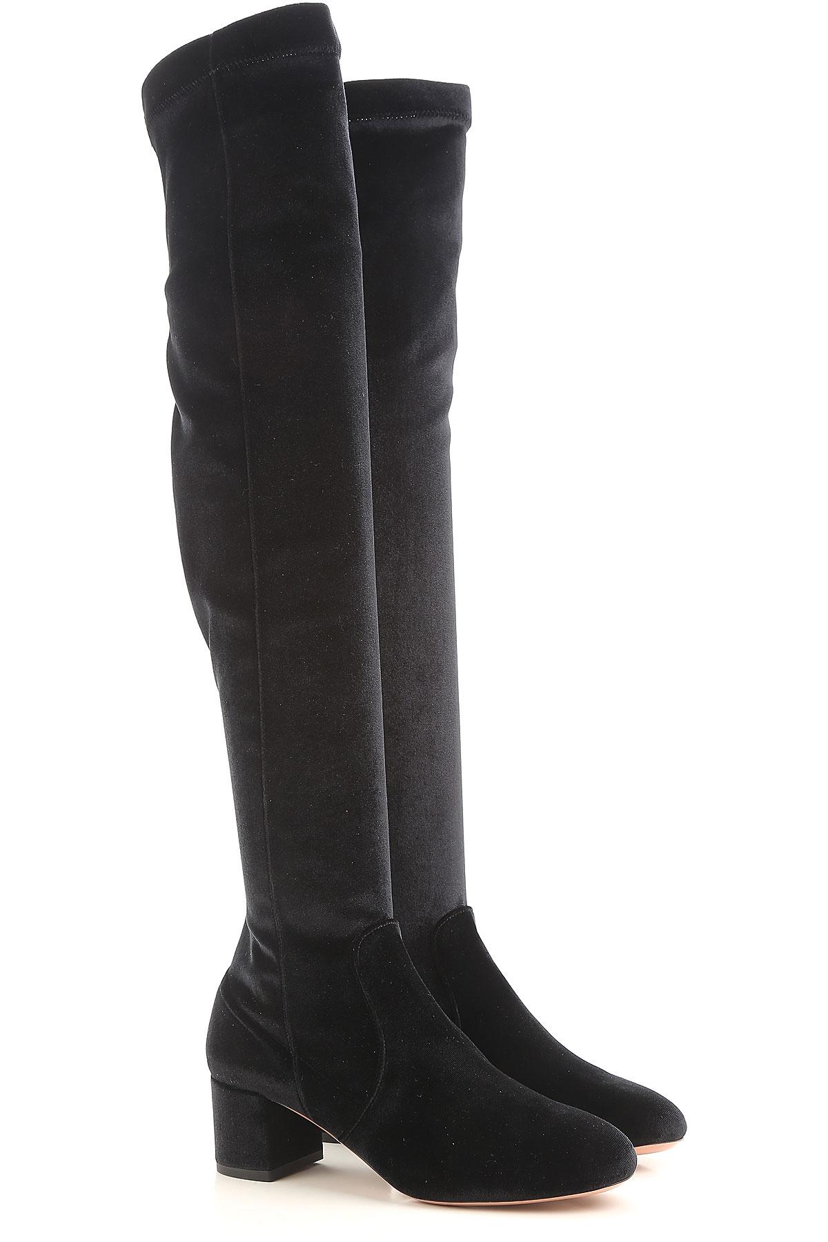 Aquazzura Vysoké boty pro ženy Ve výprodeji v Outletu eb2e70f975