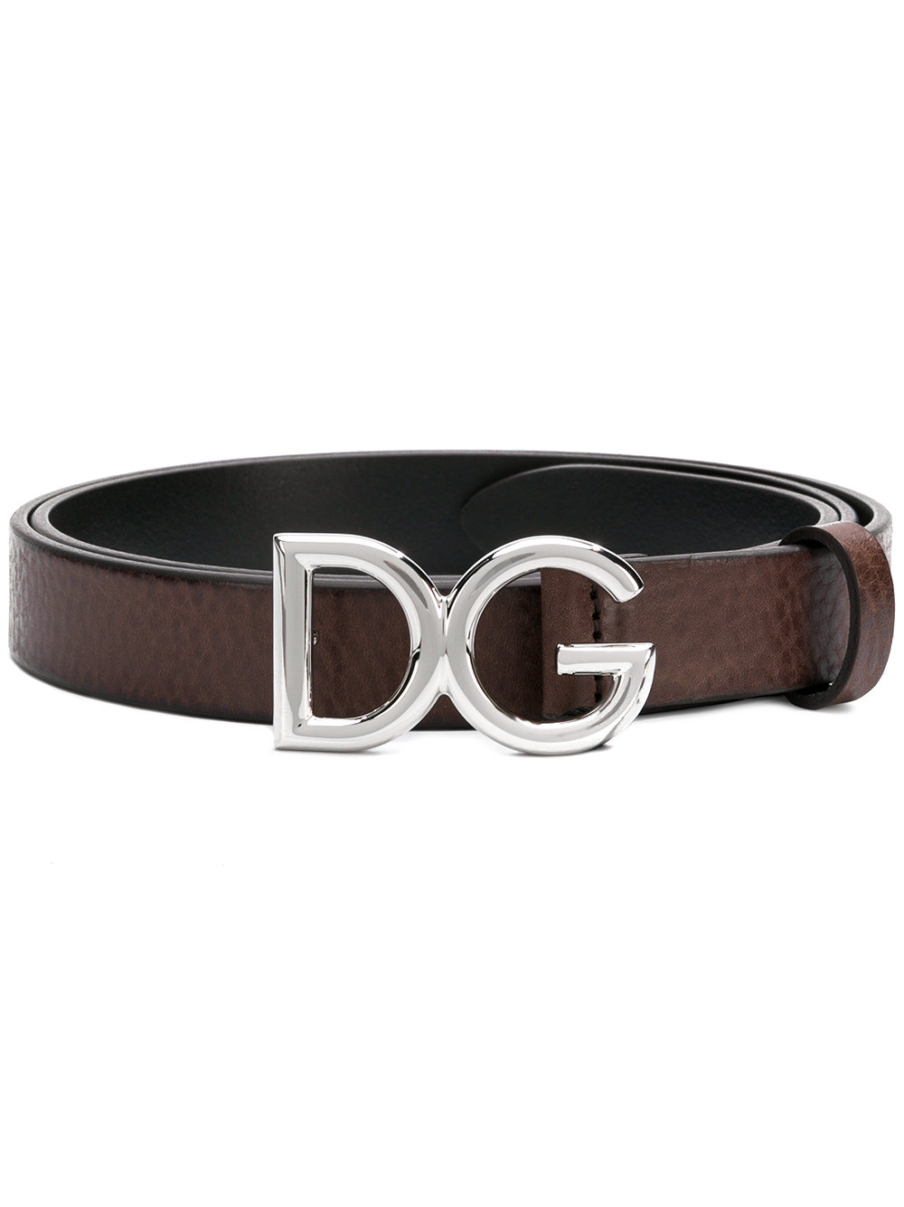 Dolce   Gabbana logo buckle belt - Brown - Glami.sk 90185cccdb6