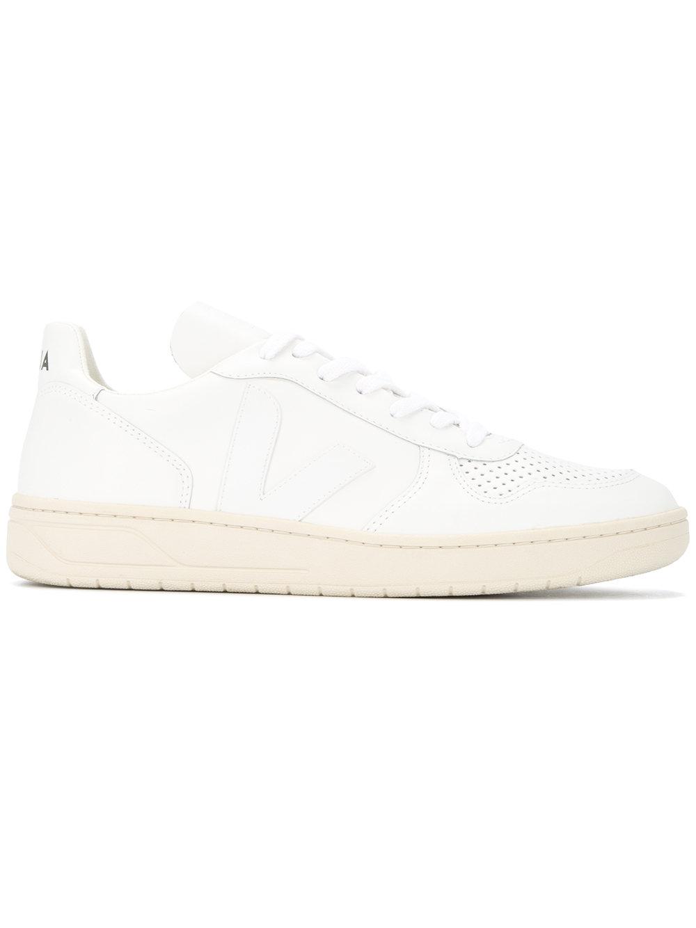 Veja V-10 sneakers - White bbbab82d73