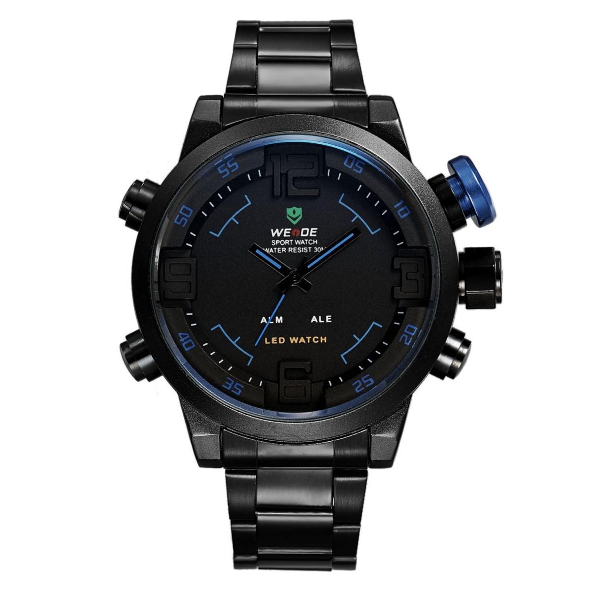 Pánské hodinky Weide Hard - Glami.cz 357060a970