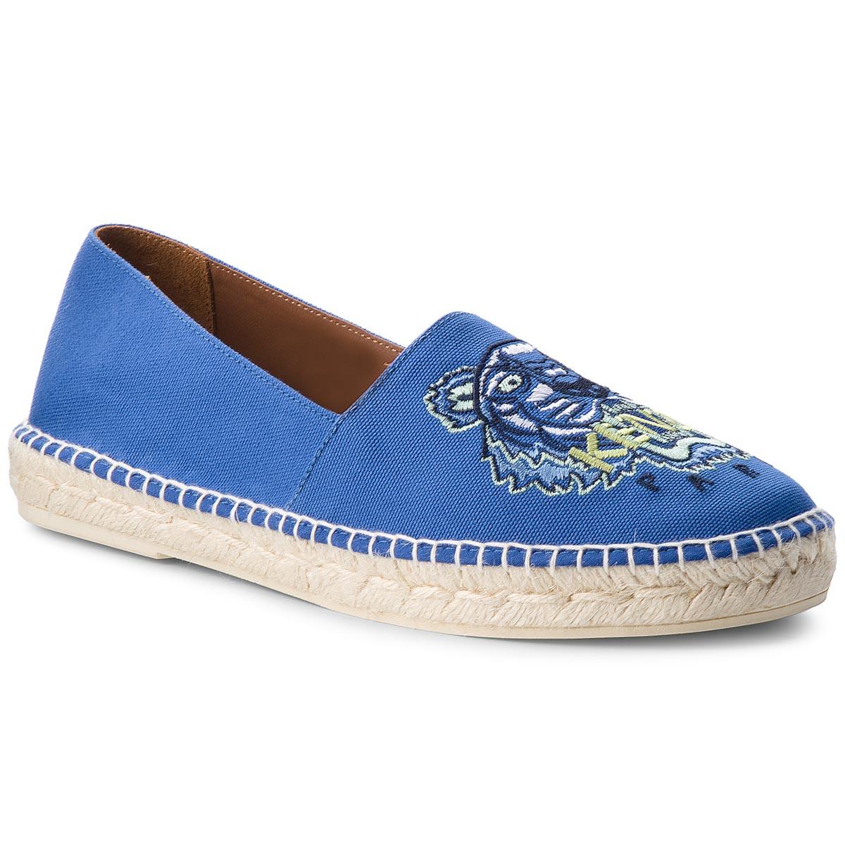 Espadrilky KENZO - F865ES180F70 Bleu France 74 - Glami.cz f0120b9803