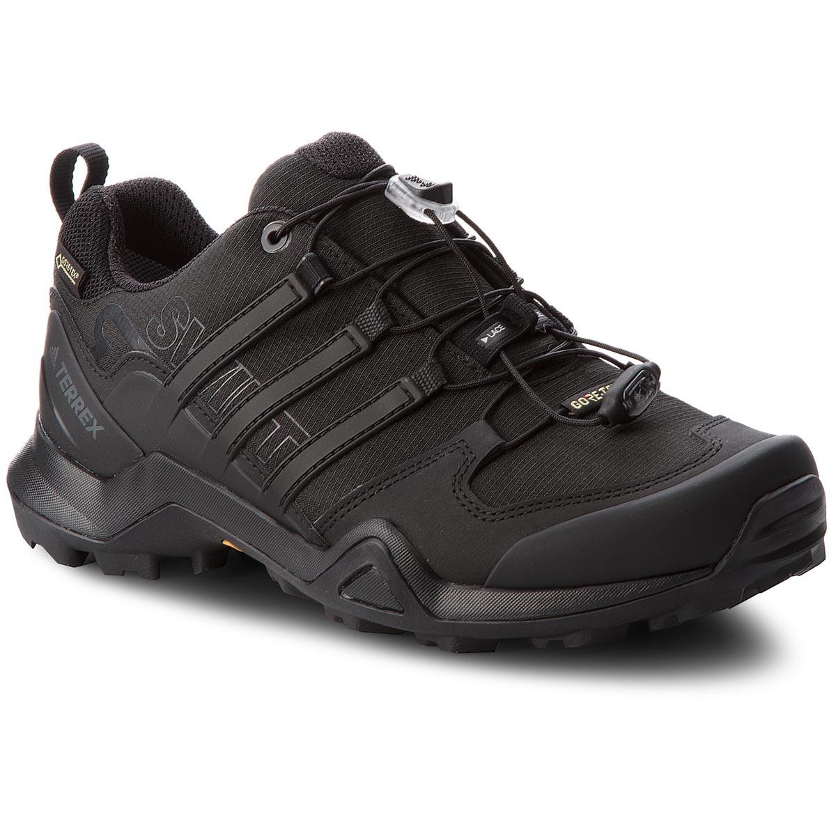 2161054175 Cipő adidas - Terrex Swift R2 Gtx GORE-TEX CM7492 Cblack/Cblack/Cblack