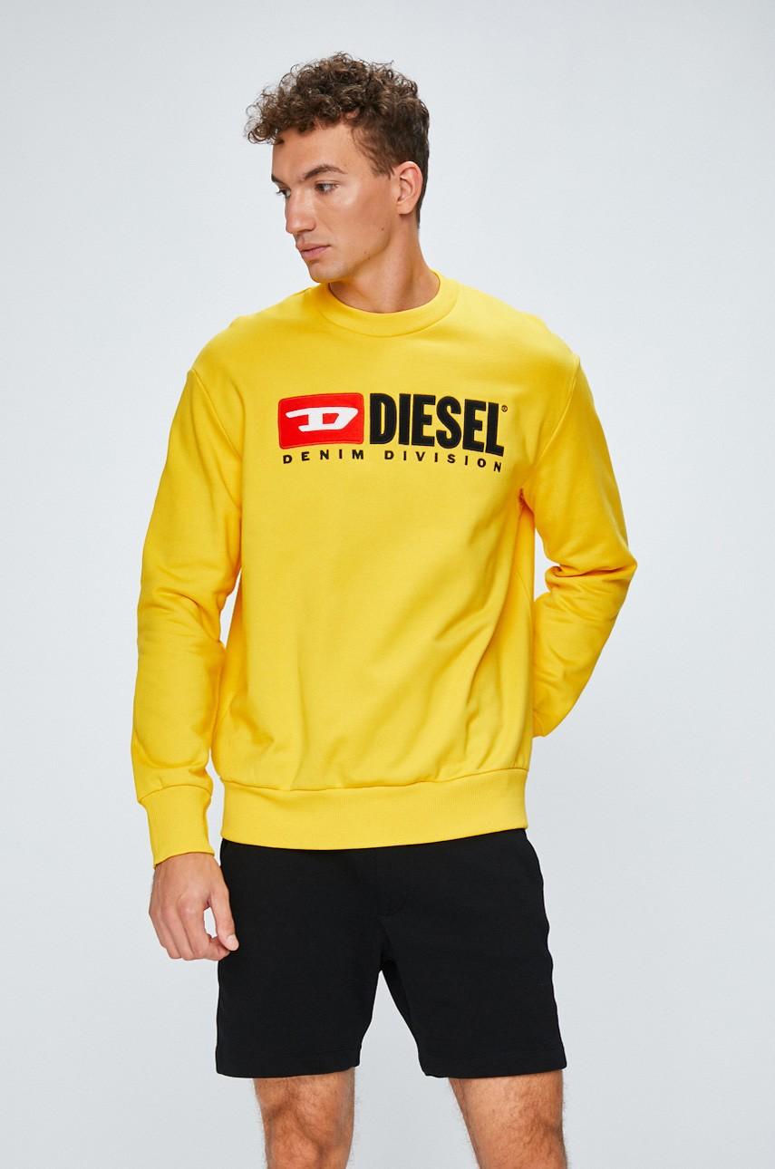 Diesel - Mikina - Glami.cz 7e1b933c54c