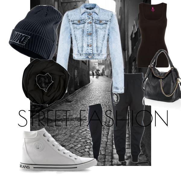 Street fashion 1