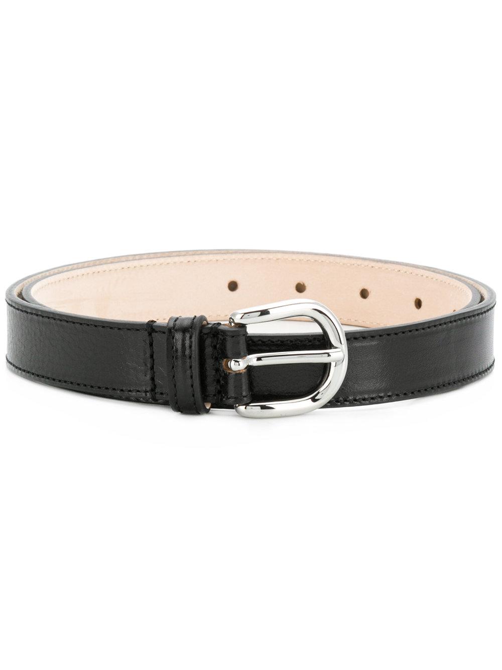 ea6f56031a42 Isabel Marant Zap belt - Black - Glami.sk