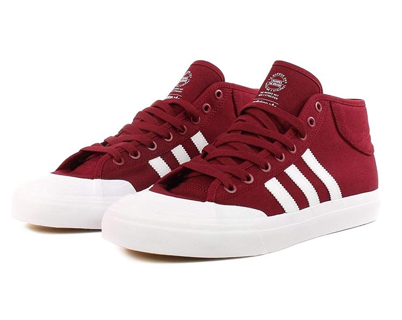 Pánské boty adidas Originals Matchcourt Collegiate Burgundové - Glami.cz 261feb2b40