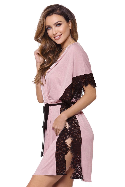PIGEON Lisa női köntös rózsaszín - Glami.hu f5d1696871